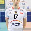 10.12.2012 - Belchatow , Hala Energia , siatkowka ,  PlusLiga , Sesja PGE Skra Belchatow  N/Z Jedrzej Mackowiak  Fot. Mariusz Palczynski / MPAimages.com
