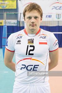 10.12.2012 - Belchatow , Hala Energia , siatkowka ,  PlusLiga , Sesja PGE Skra Belchatow  N/Z Pawel Woicki   Fot. Mariusz Palczynski / MPAimages.com