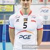 10.12.2012 - Belchatow , Hala Energia , siatkowka ,  PlusLiga , Sesja PGE Skra Belchatow  N/Z Wytze Kooistra  Fot. Mariusz Palczynski / MPAimages.com