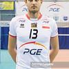 10.12.2012 - Belchatow , Hala Energia , siatkowka ,  PlusLiga , Sesja PGE Skra Belchatow  N/Z Michal Winiarski   Fot. Mariusz Palczynski / MPAimages.com