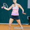 09.04.2013 - Katowice , Spodek , tenis ,  BNP Paribas Katowice Open , Irina Camelia Begu - Mathilde Johansson  N/Z Mathilde Johansson   Fot. Mariusz Palczynski / MPAimages.com