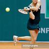 09.04.2013 - Katowice , Spodek , tenis ,  BNP Paribas Katowice Open , Vesna Dolonc - Mandy Minella  N/Z Mandy Minella   Fot. Mariusz Palczynski / MPAimages.com
