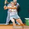 12.04.2013 - Katowice , Spodek ,  BNP Paribas Katowice Open , Annika Beck (GER) - Maria Elena Camerin (ITA) n/z  Annika Beck  Fot. Mariusz Palczynski / MPAimages.com  Katowice / Poland . Tennis tournament WTA Katowice BNP Paribas Open