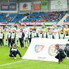 12.05.2013 Gliwice , Stadion Miejski , pilka nozna , T-Mobile Ekstraklasa , Piast Gliwice (czerwone) - Slask Wroclaw (biale) N/Z Slask Wroclaw Fot. Karol Bartnik / MPAimages.com