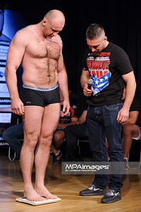 2013.05.23 Belchatow , Fighters Arena 8  N/Z Wazenie zawodnikow Fot. Mariusz Palczynski / MPAimages.com