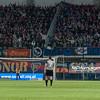 23.05.2013 Gliwice , Stadion Miejski , pilka nozna , T-Mobile Ekstraklasa , Piast Gliwice (czerwone) - Korona Kielce (szaro - czarne) N/Z Tomasz Lisowski Fot. Karol Bartnik / MPAimages.com