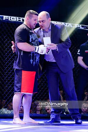 2013.05.24 Belchatow, Hala Energia , MMA Fighters Arena 8 N/Z Rafal Niedzialkowski   Fot. Mariusz Palczynski / MPAimages.com