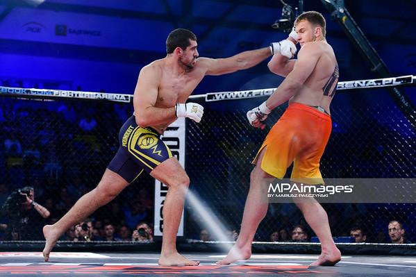 2013.05.24 Belchatow, Hala Energia , MMA Fighters Arena 8 N/Z Michal Pukin , Michal Andryszak  Fot. Mariusz Palczynski / MPAimages.com
