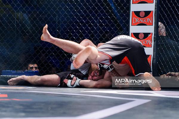 2013.05.24 Belchatow, Hala Energia , MMA Fighters Arena 8 N/Z Michal Kita , D.J. Linderman  Fot. Mariusz Palczynski / MPAimages.com