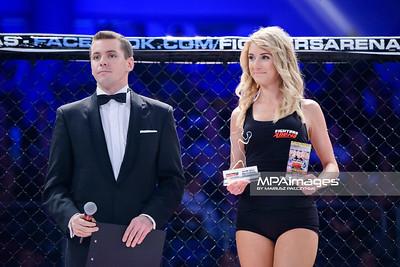 2013.05.24 Belchatow, Hala Energia , MMA Fighters Arena 8 N/Z  Fot. Mariusz Palczynski / MPAimages.com