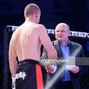 2013.05.24 Belchatow, Hala Energia , MMA Fighters Arena 8 N/Z Mile Nikolic   Fot. Mariusz Palczynski / MPAimages.com