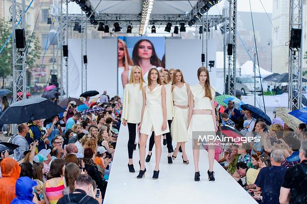 23.06.2013 - Warszawa , Warsaw Fashion Street 2013 N/Z Pokaz Agnieszka Warsz  Fot. Mariusz Palczynski / MPAimages.com