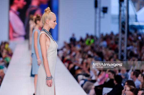 23.06.2013 - Warszawa , Warsaw Fashion Street 2013 N/Z Pokaz APART  Fot. Mariusz Palczynski / MPAimages.com