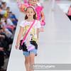 23.06.2013 - Warszawa , Warsaw Fashion Street 2013  N/Z pokaz kolekcji dzieciej Barbie  Fot. Mariusz Palczynski / MPAimages.com