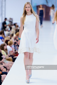 23.06.2013 - Warszawa , Warsaw Fashion Street 2013 N/Z Pokaz Betti Design  Fot. Mariusz Palczynski / MPAimages.com