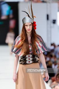 23.06.2013 - Warszawa , Warsaw Fashion Street 2013 N/Z Pokaz Joanna Lelek  Fot. Mariusz Palczynski / MPAimages.com