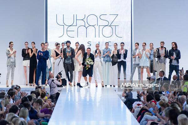 23.06.2013 - Warszawa , Warsaw Fashion Street 2013 N/Z Kolekcja Lukasz Jemiol Basic  Fot. Mariusz Palczynski / MPAimages.com