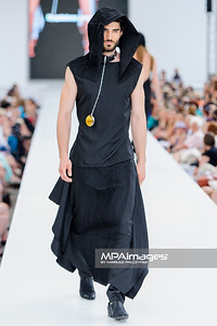 23.06.2013 - Warszawa , Warsaw Fashion Street 2013 N/Z Pokaz Magdalena Arlukiewicz  Fot. Mariusz Palczynski / MPAimages.com