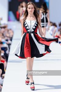 23.06.2013 - Warszawa , Warsaw Fashion Street 2013 N/Z Pokaz Mateusz Panek  Fot. Mariusz Palczynski / MPAimages.com