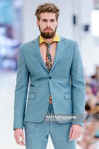 23.06.2013 - Warszawa , Warsaw Fashion Street 2013 N/Z Pokaz Michal Wojciak  Fot. Mariusz Palczynski / MPAimages.com