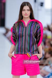 23.06.2013 - Warszawa , Warsaw Fashion Street 2013 N/Z Pokaz Monika Makowska  Fot. Mariusz Palczynski / MPAimages.com