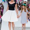 23.06.2013 - Warszawa , Warsaw Fashion Street 2013 , Zaradna Mama na Fashion Children Show   N/Z Odeta Moro-Figurska  Fot. Mariusz Palczynski / MPAimages.com