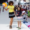 23.06.2013 - Warszawa , Warsaw Fashion Street 2013 , Zaradna Mama na Fashion Children Show   N/Z Omenaa Mensah  Fot. Mariusz Palczynski / MPAimages.com