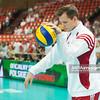 05.07.2013 Katowice , siatkowka , Liga Swiatowa , Polska (biale) - USA (czerwone) N/Z Bartosz Kurek Fot. Karol Bartnik / MPAimages.com