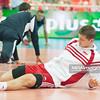 05.07.2013 Katowice , siatkowka , Liga Swiatowa , Polska (biale) - USA (czerwone) N/Z Piotr Nowakowski Fot. Karol Bartnik / MPAimages.com