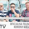 21.07.2013 Kielce, Arena Kielc, pilka nozna, T-Mobile Ekstraklasa, Korona Kielce (zolto - czerwone) - Slask Wroclaw (zielone) N/Z Aleksandar Vukovic Fot. Karol Bartnik / MPAimages.com