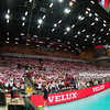 22.09.2013 Gdansk , ERGO Arena , siatkowka , Mistrzostwa Europy , Slowacja (czerwone) Polska (biale)  N/Z Ergo Arena Fot. Karol Bartnik / MPAimages.com