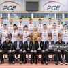 11.10.2013 - Belchatow , Hala Energia , siatkowka ,  PlusLiga , PGE Skra Belchatow , Sesja zdjeciowa  N/Z PGE Skra Belchatow  Fot. Mariusz Palczynski / MPAimages.com