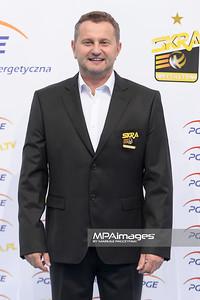 11.10.2013 - Belchatow , Hala Energia , siatkowka ,  PlusLiga , PGE Skra Belchatow , Sesja zdjeciowa  N/Z Konrad Piechocki  Fot. Mariusz Palczynski / MPAimages.com