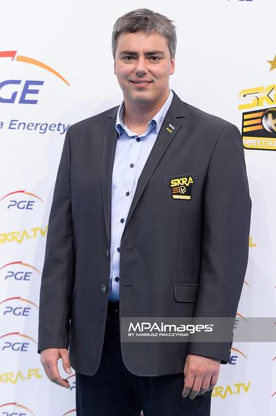 11.10.2013 - Belchatow , Hala Energia , siatkowka ,  PlusLiga , PGE Skra Belchatow , Sesja zdjeciowa  N/Z Sebastian Gaszek  Fot. Mariusz Palczynski / MPAimages.com