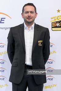 11.10.2013 - Belchatow , Hala Energia , siatkowka ,  PlusLiga , PGE Skra Belchatow , Sesja zdjeciowa  N/Z Grzegorz Stawinoga  Fot. Mariusz Palczynski / MPAimages.com