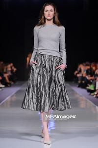 17.10.2013 - Lodz , Fashionphilosophy Fashion Week Poland 2013 , 9 edycja , Aleja Projektantow , Designers Avenue  N/Z Malgrau  Fot. Mariusz Palczynski / MPAimages.com