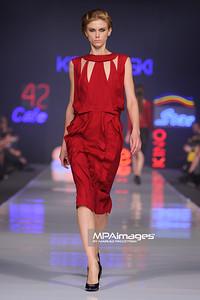 18.10.2013 - Lodz , Fashionphilosophy Fashion Week Poland 2013 , 9 edycja , Aleja Projektantow , Designers Avenue  N/Z Grzegorz Kasperski  Fot. Mariusz Palczynski / MPAimages.com