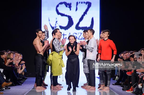 18.10.2013 - Lodz , Fashionphilosophy Fashion Week Poland 2013 , 9 edycja , Aleja Projektantow , Designers Avenue  N/Z Ptaszek  Fot. Mariusz Palczynski / MPAimages.com