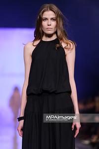 19.10.2013 - Lodz , Fashionphilosophy Fashion Week Poland 2013 , 9 edycja , Aleja Projektantow , Designers Avenue  N/Z Natalia Jaroszewska  Fot. Mariusz Palczynski / MPAimages.com
