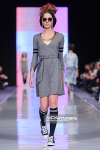 19.10.2013 - Lodz , Fashionphilosophy Fashion Week Poland 2013 , 9 edycja , Aleja Projektantow , Designers Avenue  N/Z Nenukko  Fot. Mariusz Palczynski / MPAimages.com