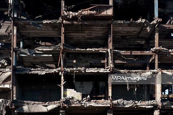 11.01.2014 , Katowice , KWK Kleofas   Fot. Karol Bartnik / MPAimages.com