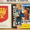 02.02.2014 , Kielce , pilka reczna , II liga kobiet , Korona Handball Kielce (granatowe) ChKS Lodz (zolte)  N/Z Agnieszka Mlynarska Fot. Karol Bartnik / MPAimages.com