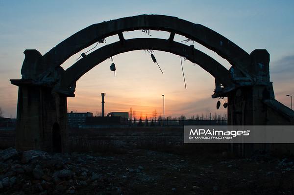 05.03.2014 , Katowice , Huta Uthemanna   Fot. Karol Bartnik / MPAimages.com