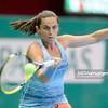 09.04.2014 - Katowice , Spodek ,  BNP Paribas Katowice Open , Camila Giorgi (ITA) - Roberta Vinci (ITA)  N/Z Roberta Vinci  Fot. Mariusz Palczynski / MPAimages.com