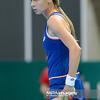 10.04.2014 - Katowice , Spodek ,  BNP Paribas Katowice Open , Magdalena Rybarikova (SVK) - Silvia Soler Espinosa (ESP)  N/Z Magdalena Rybarikova  Fot. Mariusz Palczynski / MPAimages.com