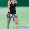 11.04.2014 - Katowice , Spodek ,  BNP Paribas Katowice Open , Alize Cornet (FRA) - Klara Koukalova (CZE)  N/Z Klara Koukalova  Fot. Mariusz Palczynski / MPAimages.com