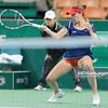 11.04.2014 - Katowice , Spodek ,  BNP Paribas Katowice Open , Alize Cornet (FRA) - Klara Koukalova (CZE)  N/Z Alize Cornet  Fot. Mariusz Palczynski / MPAimages.com