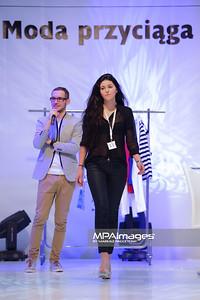 12.04.2014 , Czestochowa , Galeria Jurajska , casting do konkursu The Look Of The Year  N/Z Uczestniczka castingu fot. Karol Bartnik / MPAimages.com