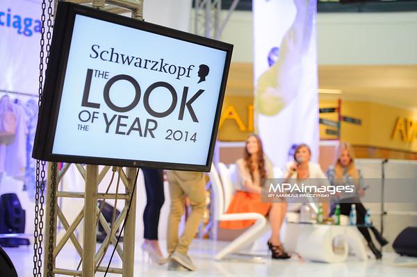 12.04.2014 , Czestochowa , Galeria Jurajska , casting do konkursu The Look Of The Year  N/Z The Look Of The Year fot. Karol Bartnik / MPAimages.com