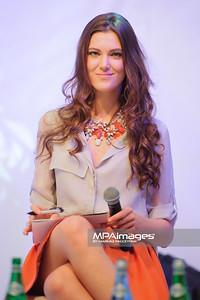 12.04.2014 , Czestochowa , Galeria Jurajska , casting do konkursu The Look Of The Year  N/Z Marysia Stepien fot. Karol Bartnik / MPAimages.com